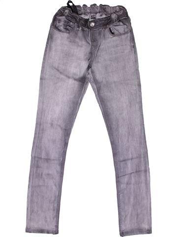 Jeans girl ZARA gray 14 years winter #20364_1