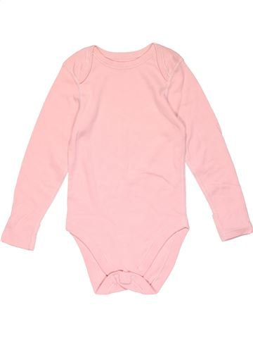 Long jumpsuit girl MARKS & SPENCER pink 3 years winter #20583_1