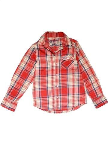 Long sleeve shirt boy PRIMARK pink 10 years winter #21053_1