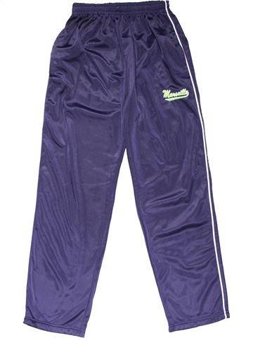 Trouser boy R&P purple 10 years winter #21126_1