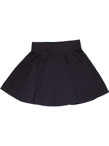 Skirt girl NEW LOOK dark blue 11 years winter #21261_1