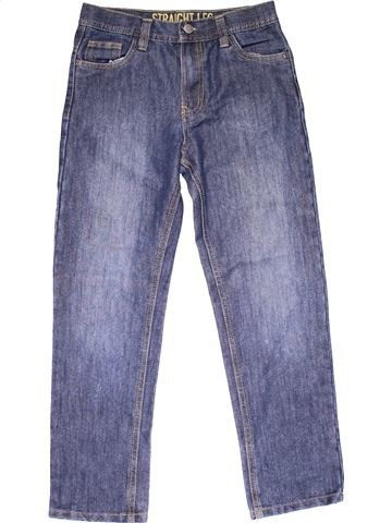 Jeans boy DENIM CO gray 10 years winter #21372_1