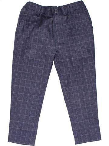 Trouser boy MATALAN purple 3 years winter #21430_1