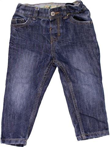 Jeans boy DENIM CO blue 2 years winter #21845_1