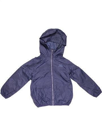 Snowsuit boy NEXT purple 4 years summer #21873_1