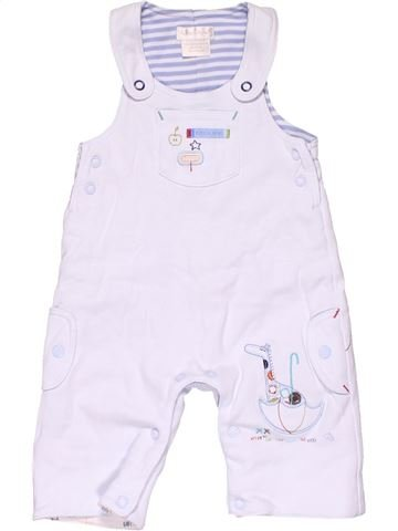 Short jumpsuit boy MAMAS & PAPAS white new born winter #22594_1