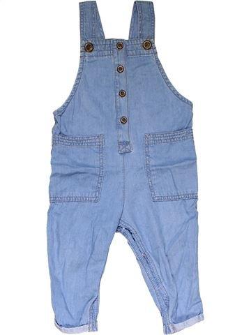 Dungaree girl NEXT blue 18 months summer #22676_1