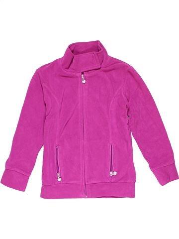 Sweatshirt girl DOPO DOPO GIRLS pink 6 years winter #22740_1