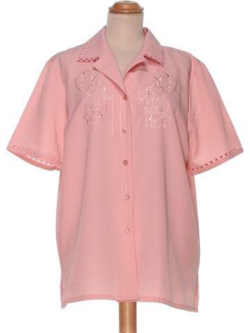 Short Sleeve Top woman DAMART UK 16 (L) summer #2281_1