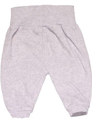 Trouser boy BABY white 3 months summer #23304_1