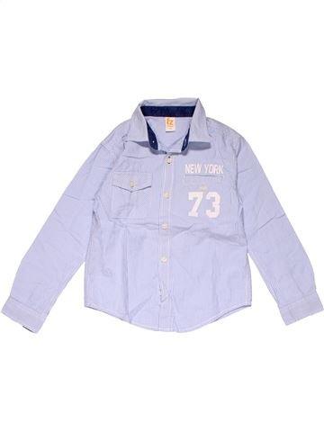 Long sleeve shirt boy FRENDZ blue 6 years winter #23463_1