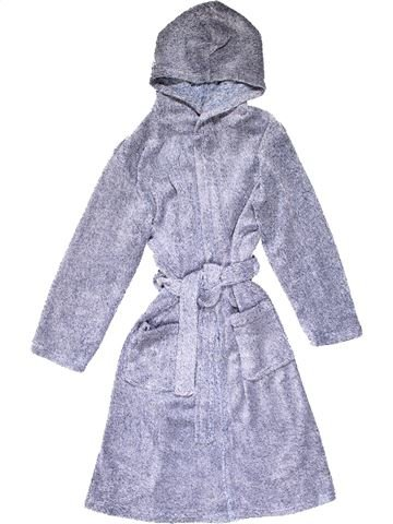 Dressing gown boy F&F purple 10 years winter #23551_1