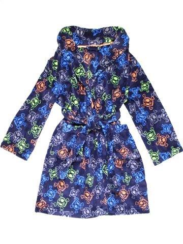 Dressing gown boy DUCK&DODGE blue 9 years winter #23564_1