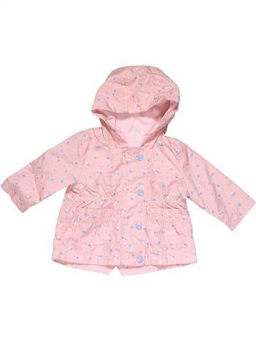 Jacket girl F&F pink 3 months summer #23704_1