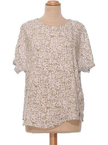 Short Sleeve Top woman WHITE STUFF UK 10 (M) summer #23815_1
