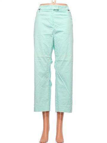 Cropped Trouser woman M&CO UK 20 (XL) summer #23817_1