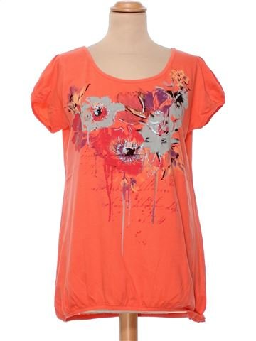 Short Sleeve Top woman E-VIE UK 14 (L) summer #23860_1