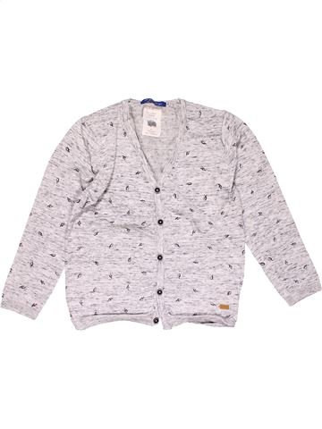 Jumper boy ZARA white 8 years winter #23993_1