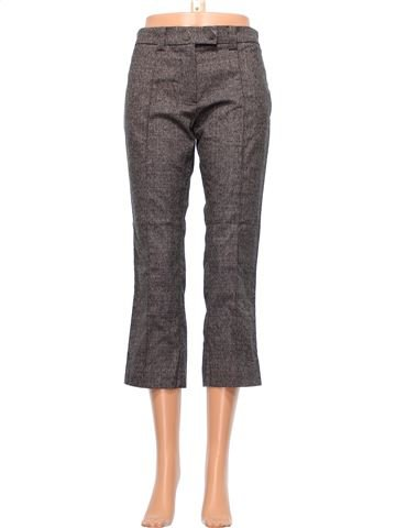 Cropped Trouser woman MANGO UK 6 (S) summer #24029_1