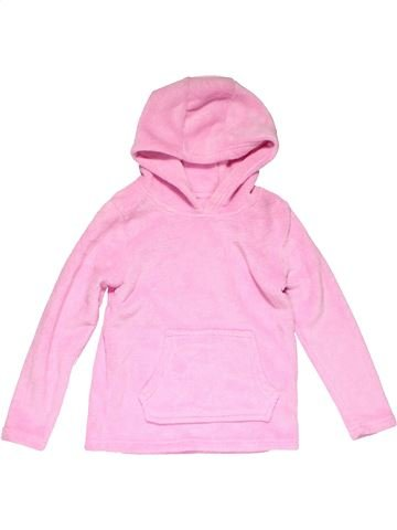 Jumper girl MATALAN pink 7 years winter #24140_1