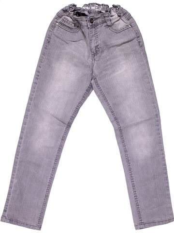 Jeans boy PEPPERTS gray 10 years winter #24173_1