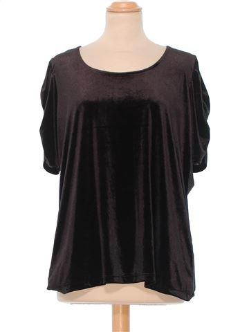 Short Sleeve Top woman M&S UK 18 (XL) summer #24308_1