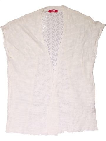 Tunic girl YD white 11 years summer #24543_1