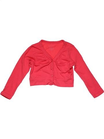 Long sleeve blouse girl NAME IT red 10 years winter #25273_1