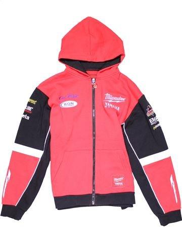 Sweatshirt boy MILWAUKEE pink 13 years winter #25383_1