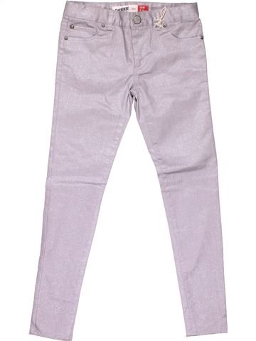 Trouser girl CHEROKEE white 9 years summer #25574_1