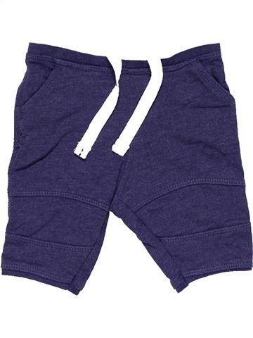 Trouser boy NO BRAND blue 3 months winter #25626_1