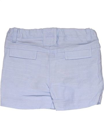 Short pants girl TUTTO PICCOLO gray 9 months summer #25778_1