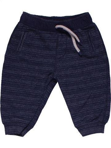 Trouser boy F&F BABY blue 6 months winter #25940_1