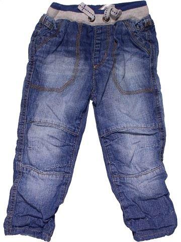 Jeans boy GEORGE blue 2 years winter #26075_1