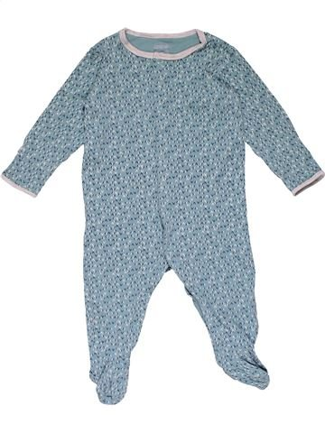 Long jumpsuit boy MAMAS & PAPAS blue 12 months winter #26380_1