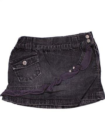 Skirt girl HEMA black 4 years winter #26623_1
