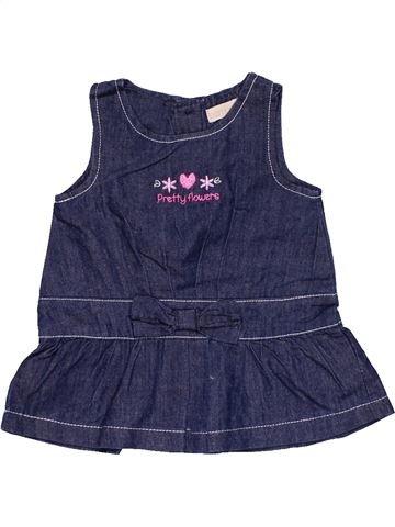 Dress girl BHS blue new born summer #26652_1