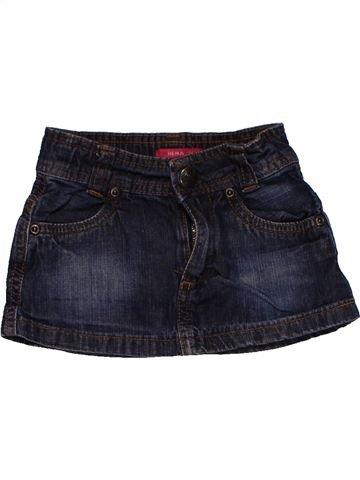 Skirt girl HEMA dark blue 9 months winter #26706_1