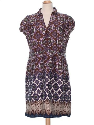 Dress woman E-VIE UK 16 (L) summer #26726_1