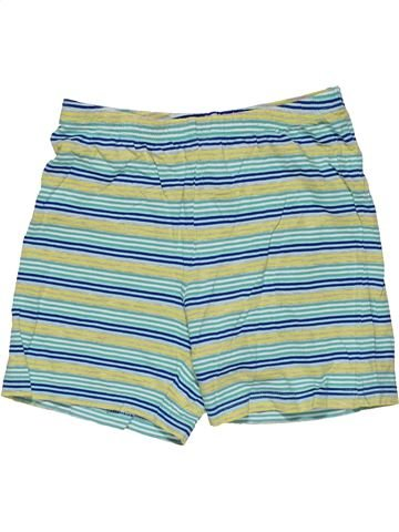 Short pants boy PALOMINO green 8 years summer #26734_1