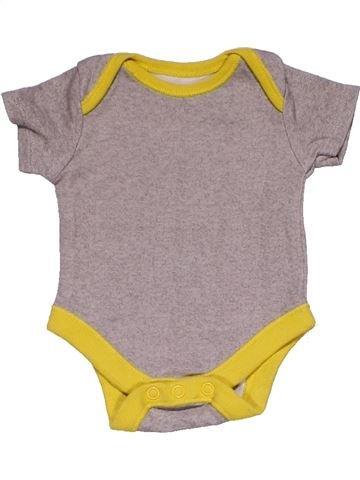 Short jumpsuit boy NEWBORN gray new born summer #26783_1