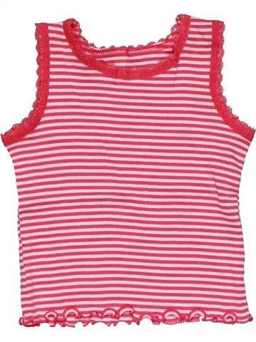 Tank Top girl MATALAN pink 6 months summer #26852_1