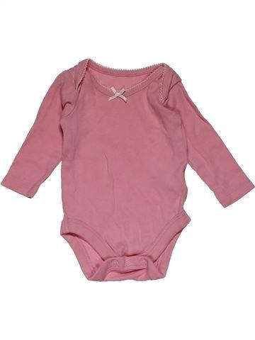 Long jumpsuit girl JOHN LEWIS pink new born winter #26937_1
