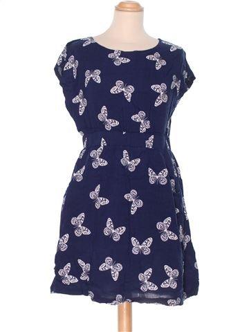 Dress woman APRICOT UK 12 (M) summer #26979_1