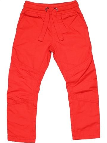 Jeans girl MARKS & SPENCER red 4 years winter #2702_1