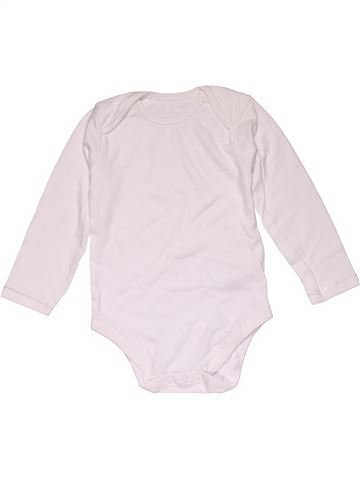 Long jumpsuit unisex NUTMEG white 2 years winter #27141_1