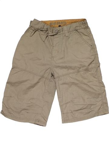 Capri pants boy REBEL beige 12 years summer #27407_1