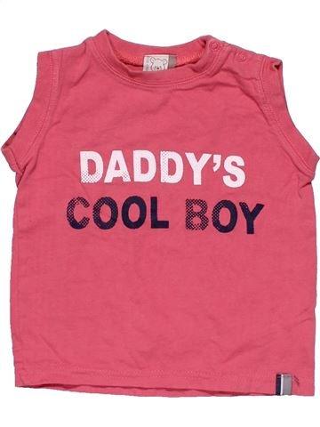 Tank Top boy BABY pink 18 months summer #27450_1