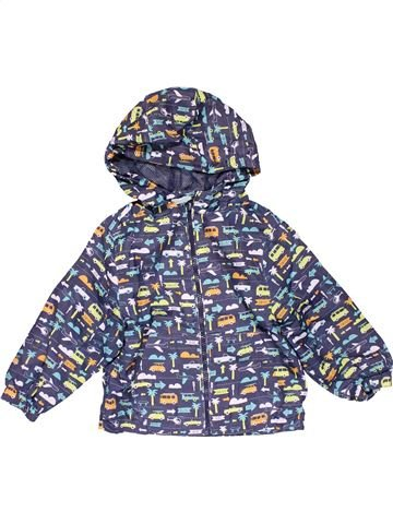 Jacket boy TU blue 2 years winter #27469_1