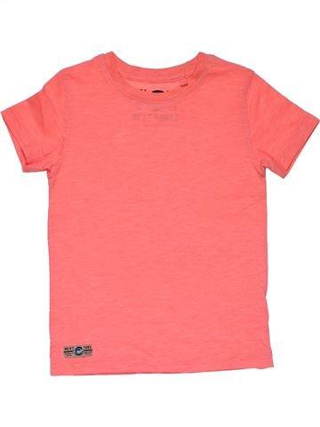 Short sleeve T-shirt girl NEXT pink 2 years summer #27471_1